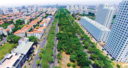 Bất động sản khu Nam TP.HCM tăng trưởng trở lại